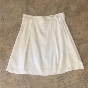 Vintage Armani Collezioni pleated skirt sz 10